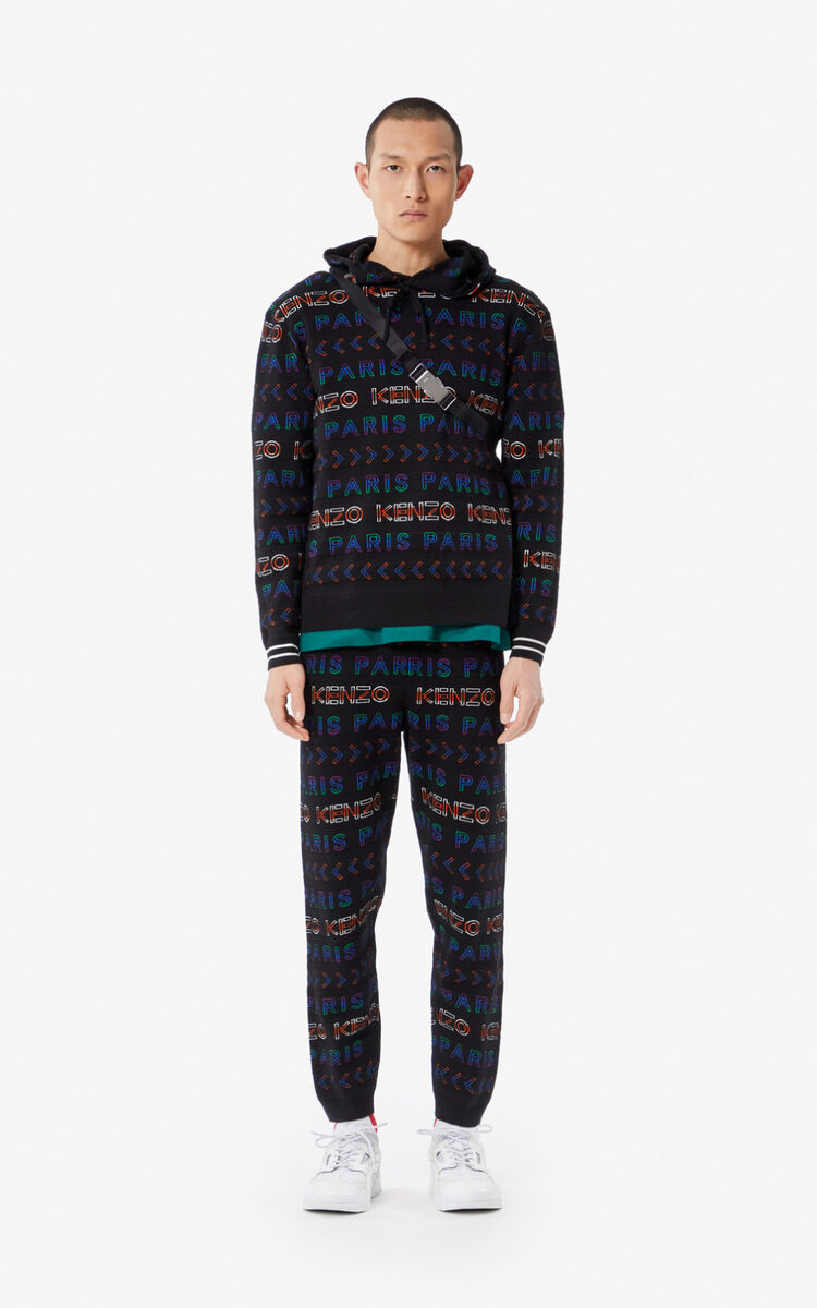 MULTICOLOR KENZO Paris jumper for men