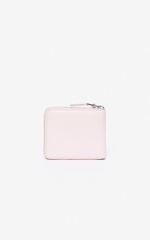 PASTEL PINK Kontact Eye wallet for unisex KENZO