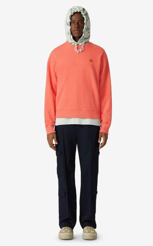 POPPY Tiger Crest sweatshirt    for men KENZO