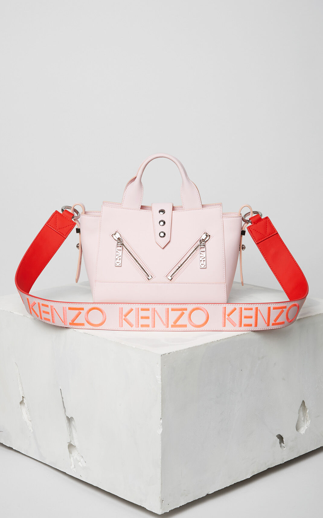 FADED PINK Strap for Mini Kalifornia for unisex KENZO