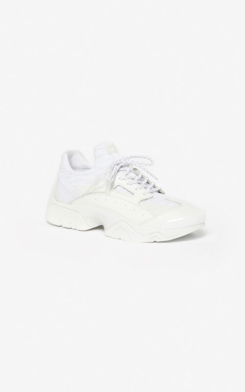 WHITE Sonic sneakers for women KENZO