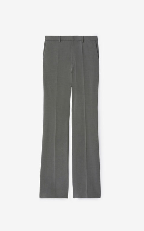 STONE GREY Trousers for unisex KENZO