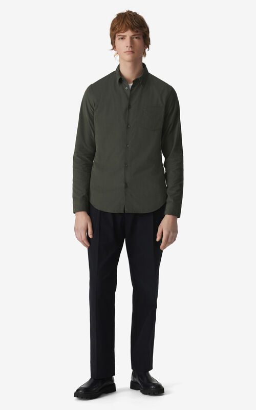 FERN Slim-fit shirt for men KENZO