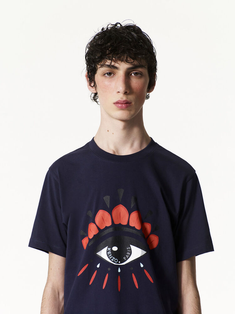 INK Eye t-shirt for men KENZO