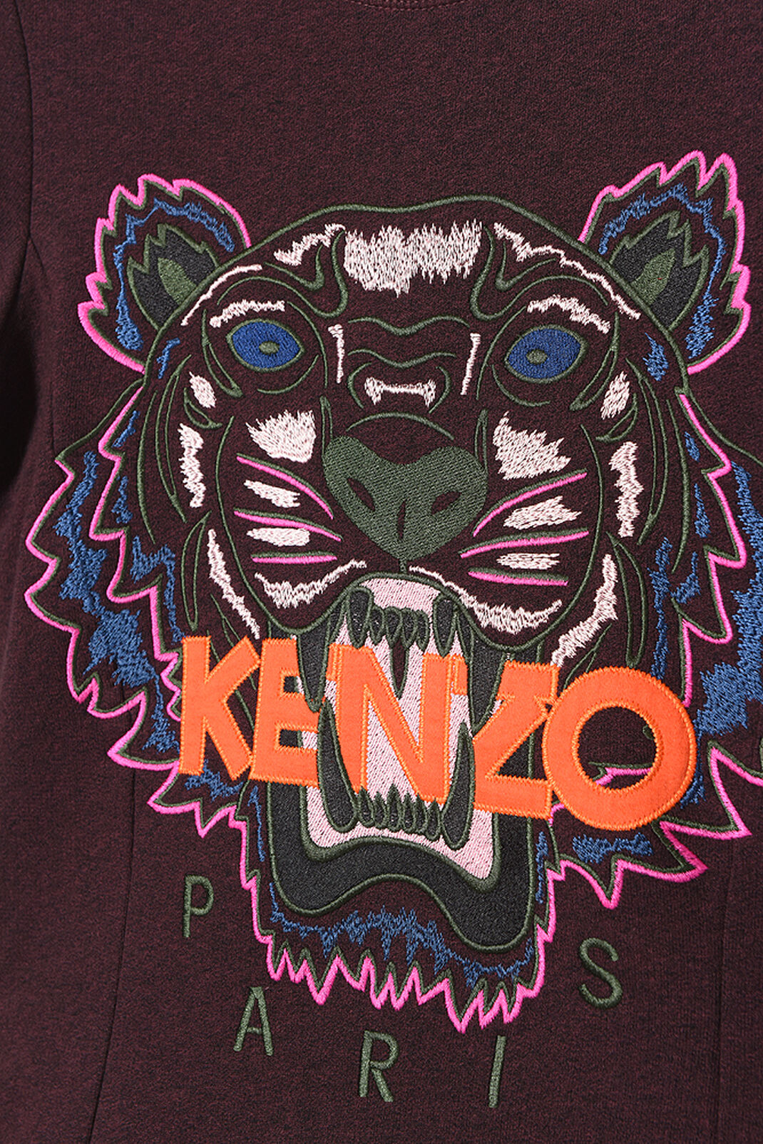 PRUNE Fit and Flare Tiger Dress for women KENZO