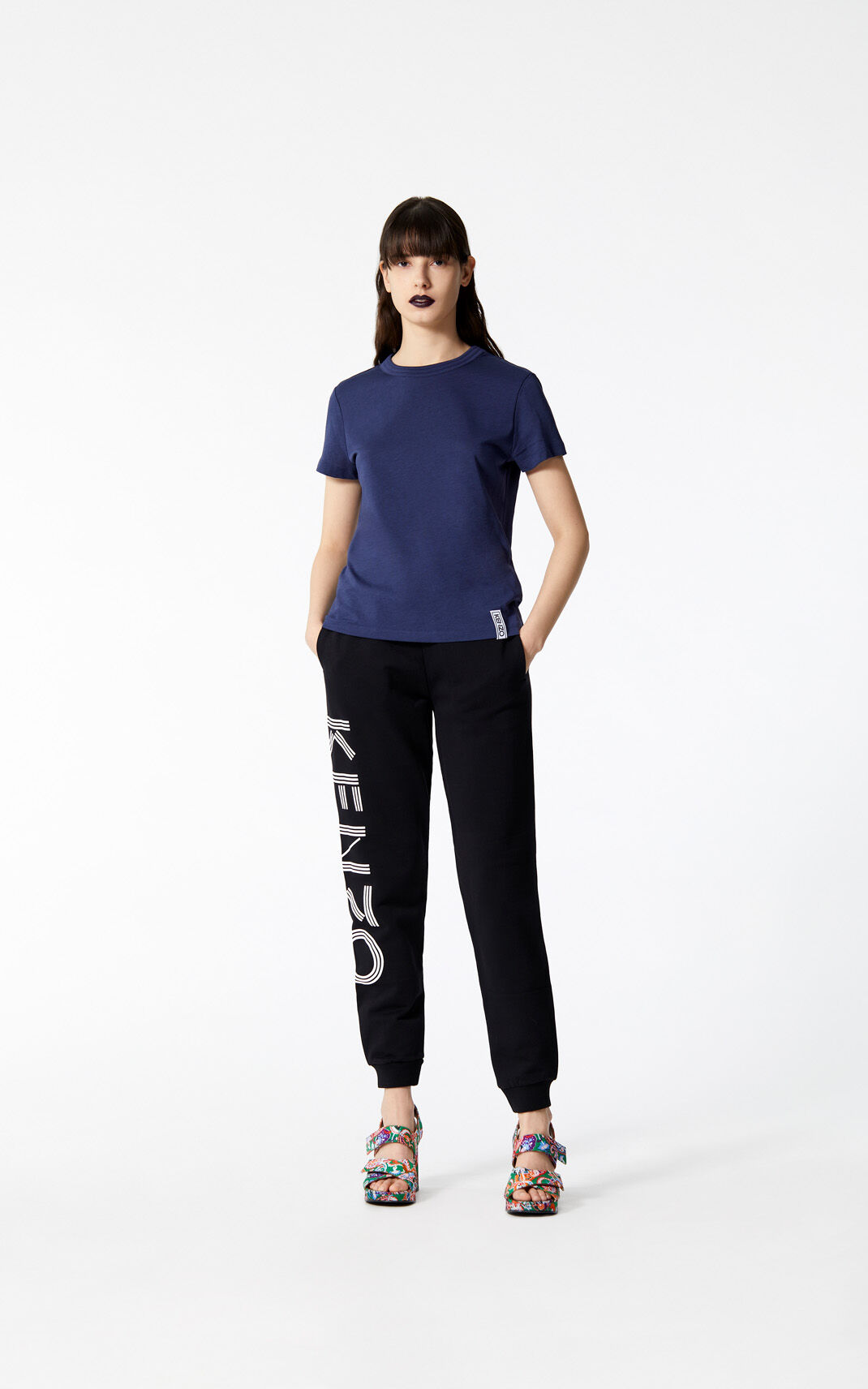MIDNIGHT BLUE KENZO t-shirt for women