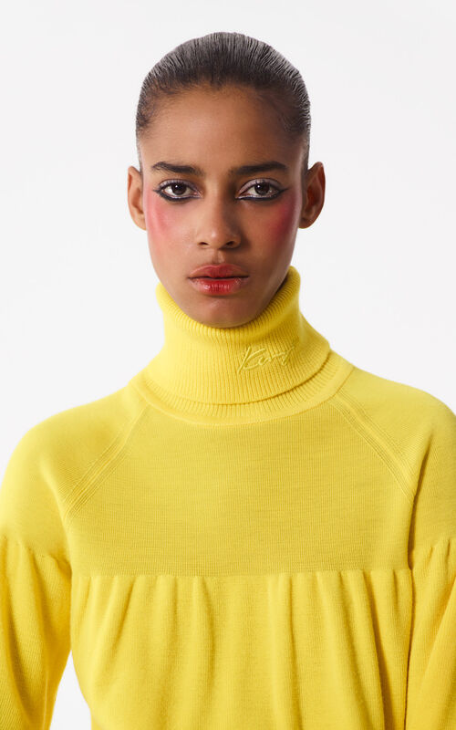 LEMON Turtleneck Sweater for women KENZO