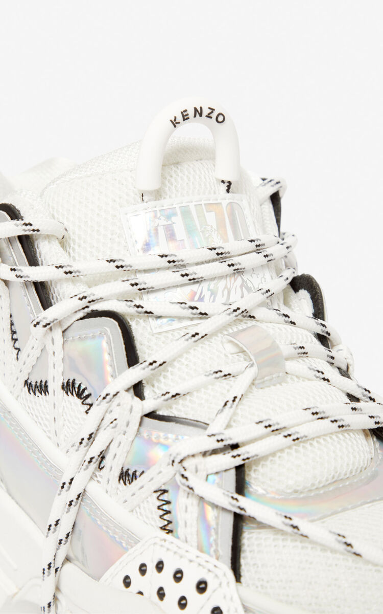 WHITE Inka sneakers for unisex KENZO