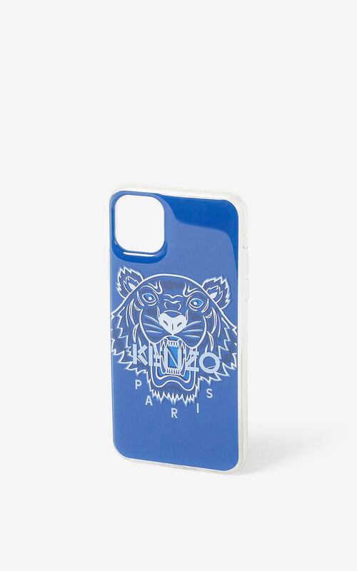 DEEP SEA BLUE iPhone 11 Pro Max case for unisex KENZO