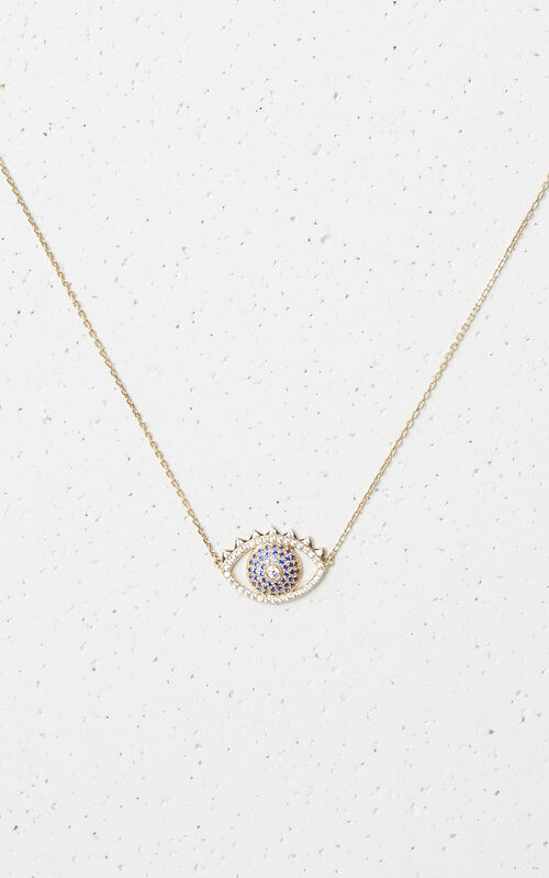 LICENCE 1 Eye necklace for women KENZO