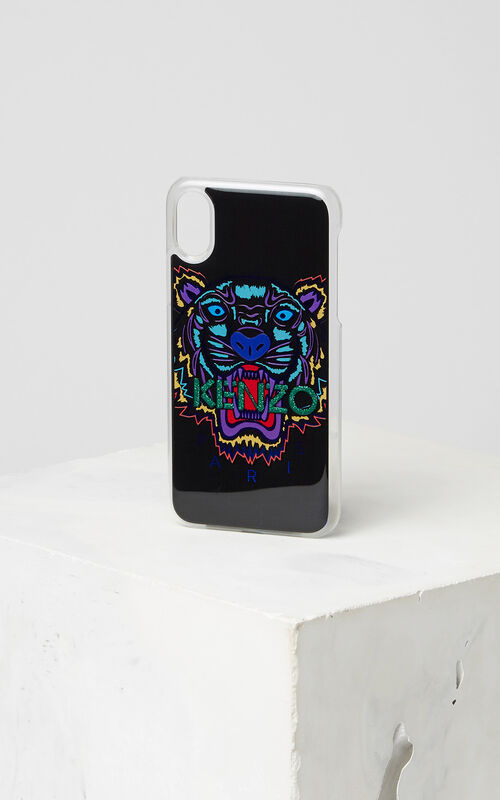 CYAN iPhone X Tiger Case for unisex KENZO