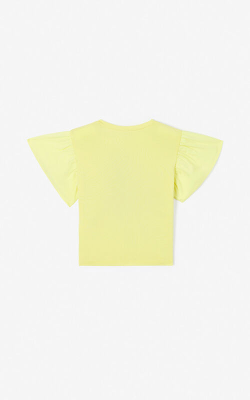 LEMON 'Phoenix Celebration' T-shirt for unisex KENZO