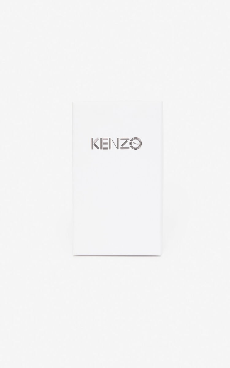 PASTEL PINK iPhone X/XS 'Jumping Tiger' case for unisex KENZO