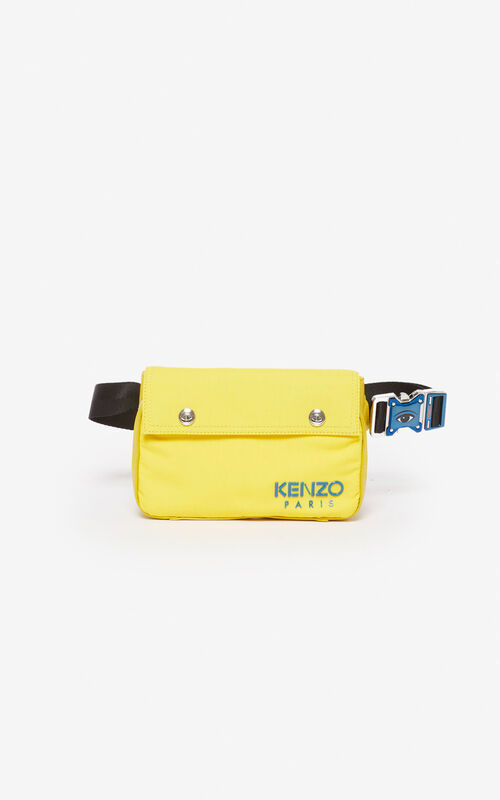 LEMON KENZO Paris belt bag for unisex