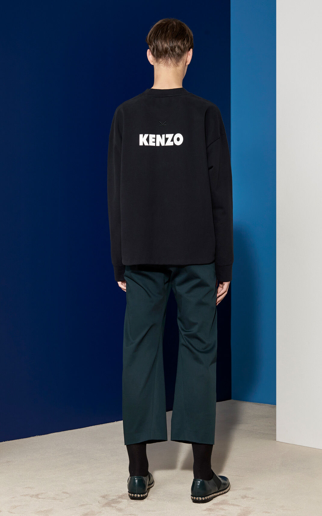 BLACK Body & Soul Sweatshirt  for men KENZO