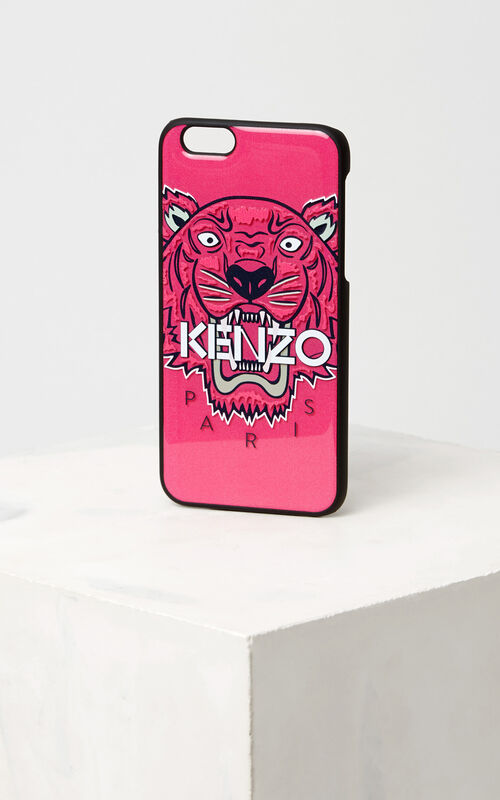 Tiger iPhone 6/6S case, CORAL, KENZO