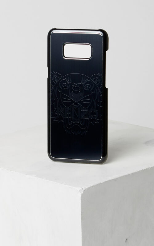 BLACK Tiger case for Galaxy S8+ for unisex KENZO