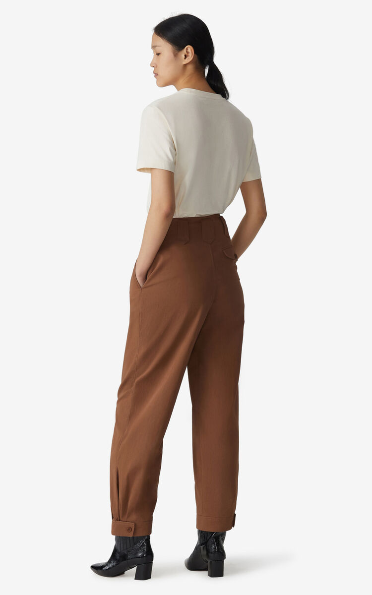 TABAC Carrot trousers for women KENZO