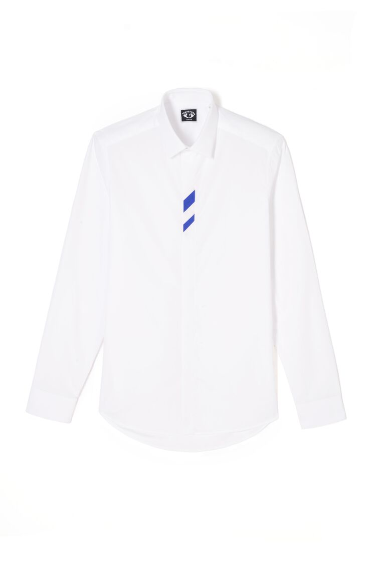 WHITE Slim shirt for men KENZO