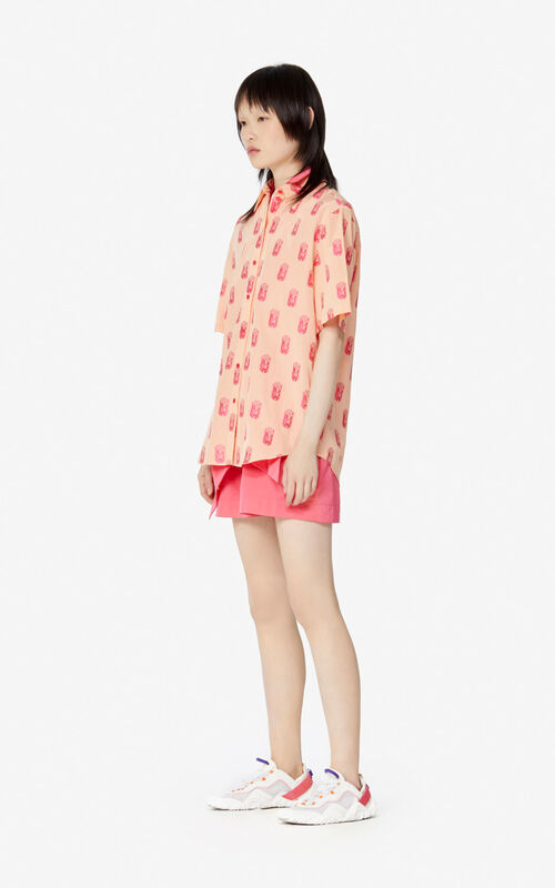 APRICOT 'Shrimps' shirt for women KENZO