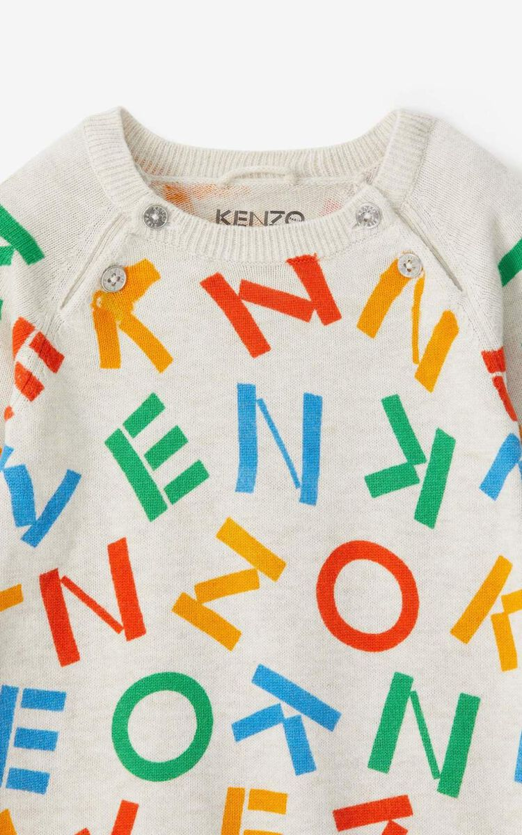 BEIGE KENZO 'Lima' all-in-one for unisex