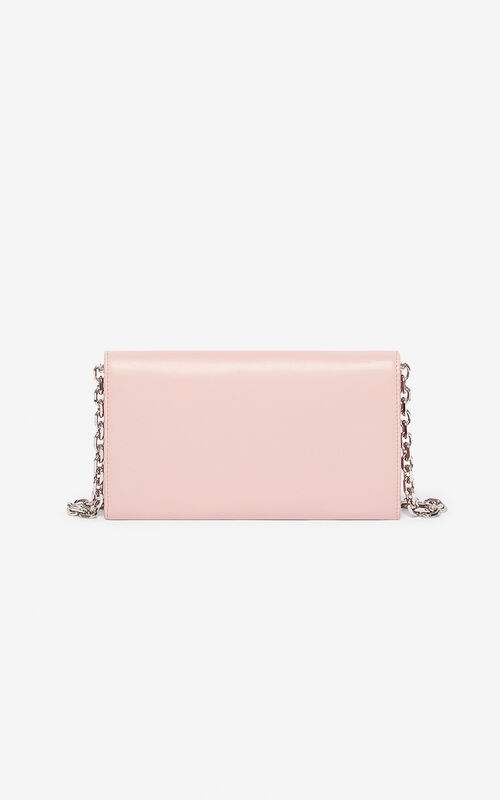 FADED PINK Wallet on Chain Kandy for unisex KENZO