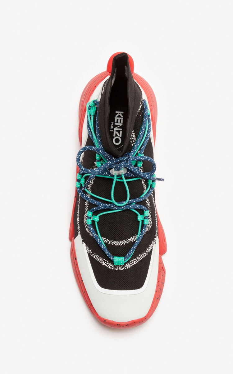 MULTICOLOR K-Sock sneakers for women KENZO
