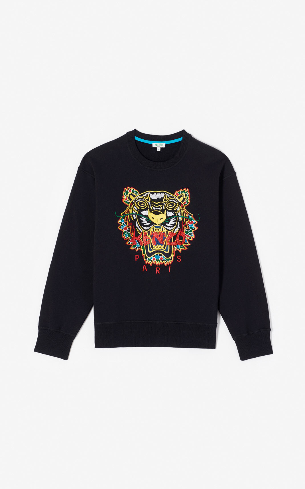 187ed32d Jumpers, Cardigans & Sweatshirts Kenzo Womens Grey Dragon ...