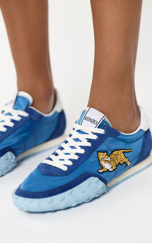 ELECTRIC BLUE KENZO MOVE Sneaker for men