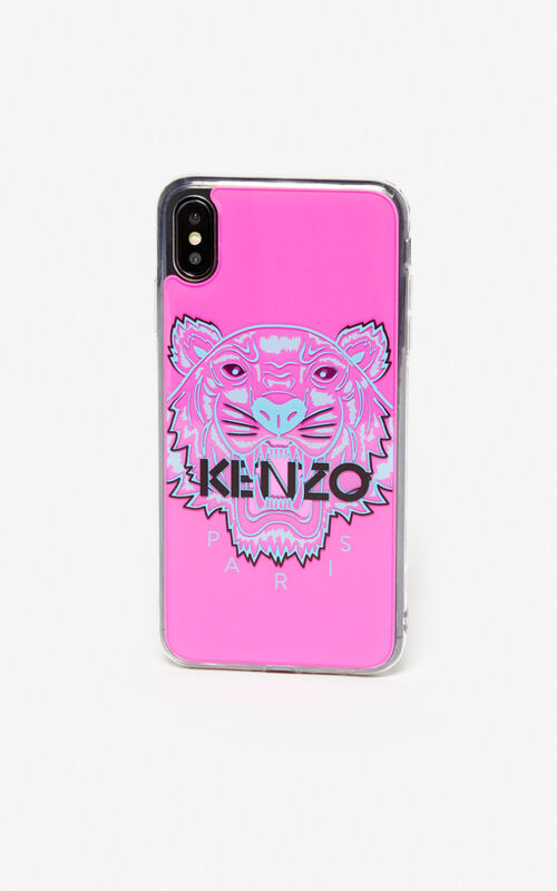 STRAWBERRY Tiger iPhone XS Max case for unisex KENZO