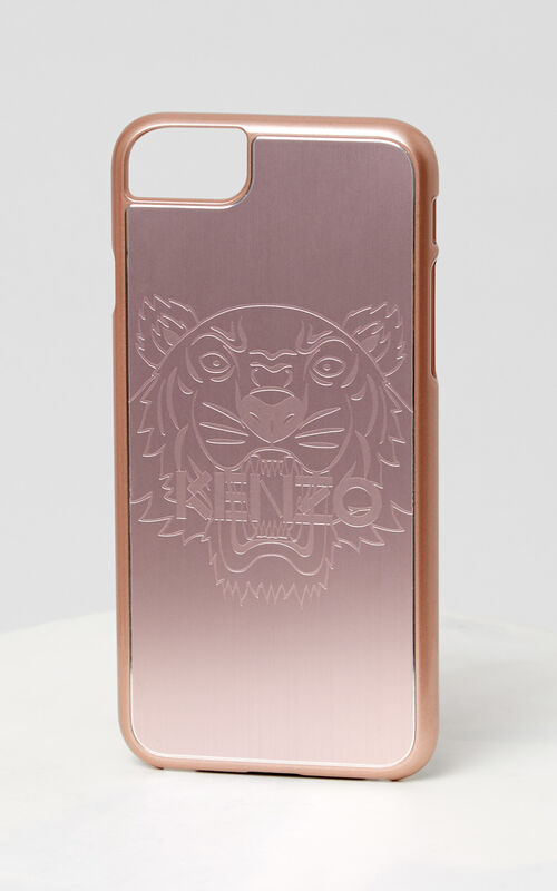 PASTEL PINK iPhone 7/8 Tiger Case for unisex KENZO