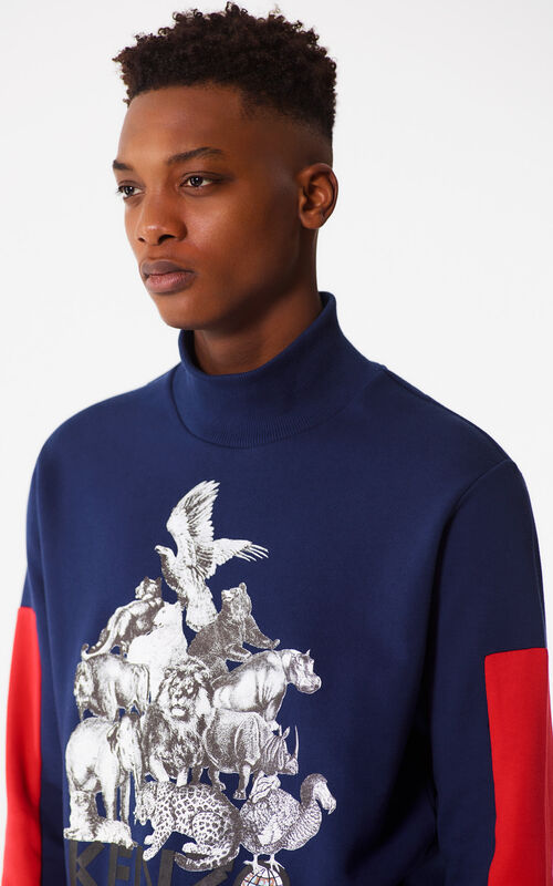 INK 'Animals' Sweatshirt for women KENZO