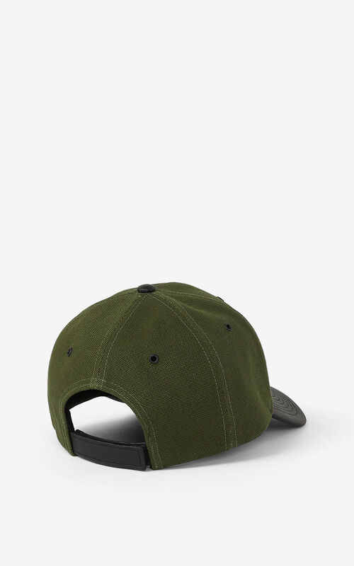 FERN Kanvas baseball cap for unisex KENZO