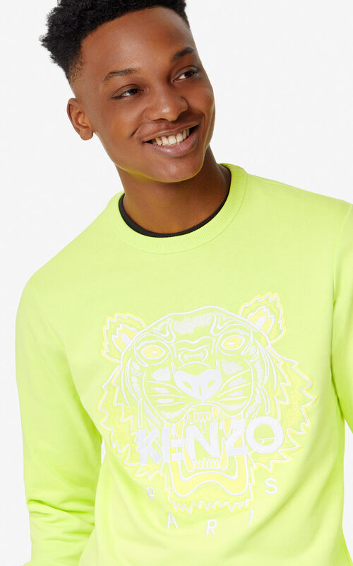 LEMON Tiger sweatshirt 'High Summer Capsule collection' for men KENZO
