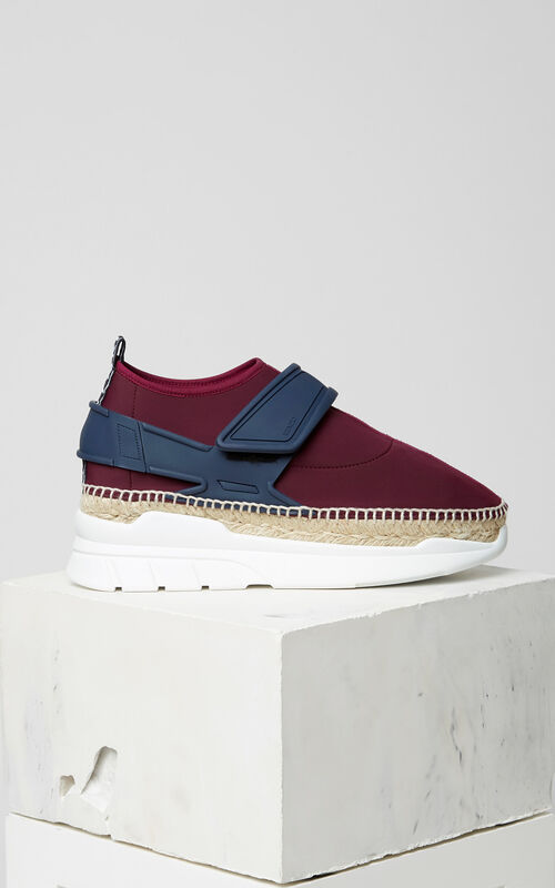 BORDEAUX K-lastic espadrilles for women KENZO