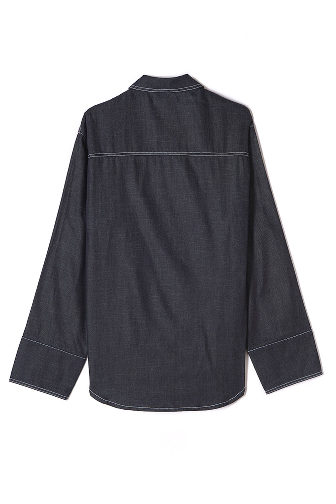 NAVY BLUE Oversized shirt for women KENZO