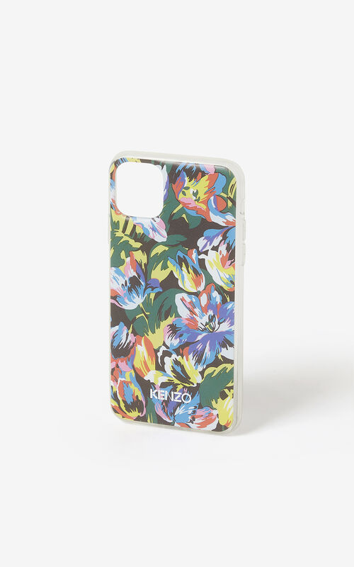 BLACK iPhone XI Pro Max Case for women KENZO