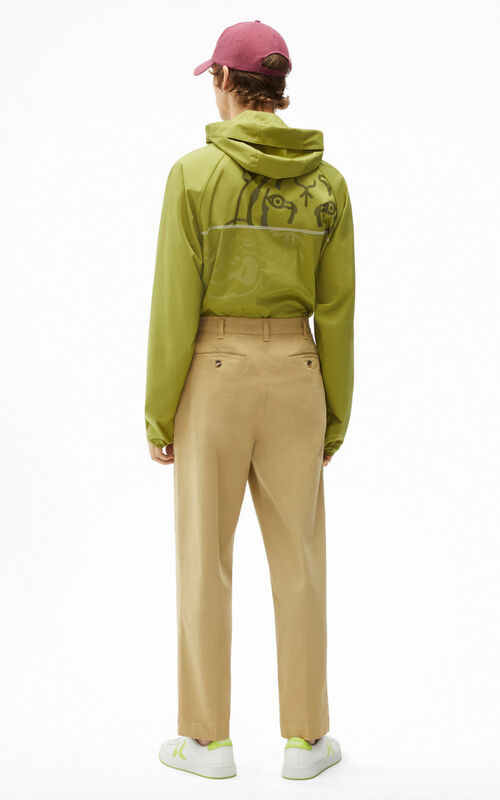 SAND Cropped trousers for women KENZO