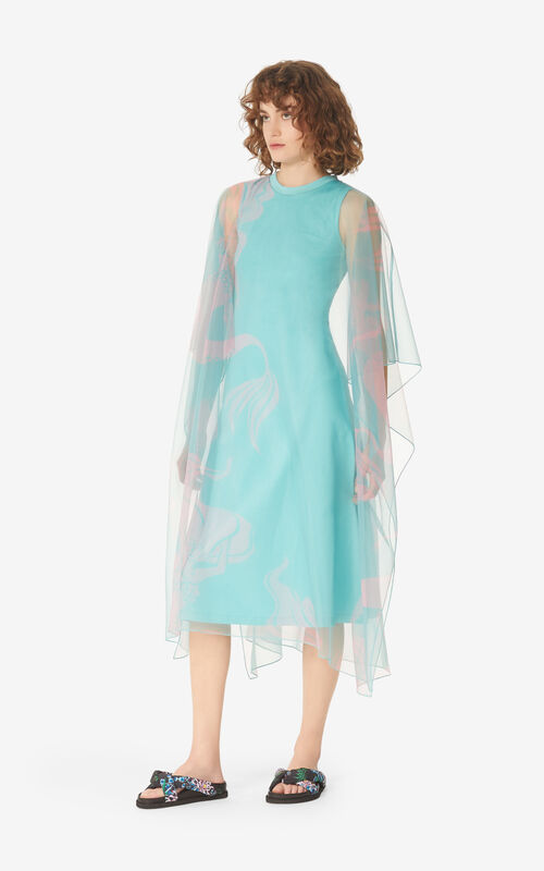 AQUA 'Mermaids' dress for women KENZO
