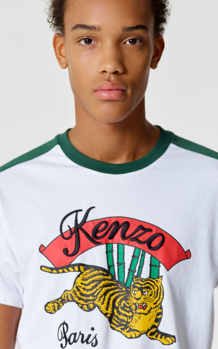 53479bd5 Bamboo Tiger' T-shirt for AVANT-PREMIÈRE Kenzo | Kenzo.com