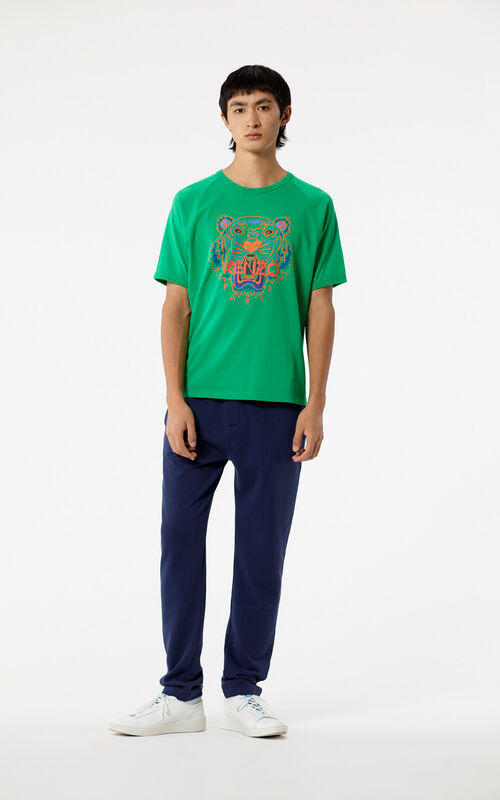 INK Fleece trousers for men KENZO