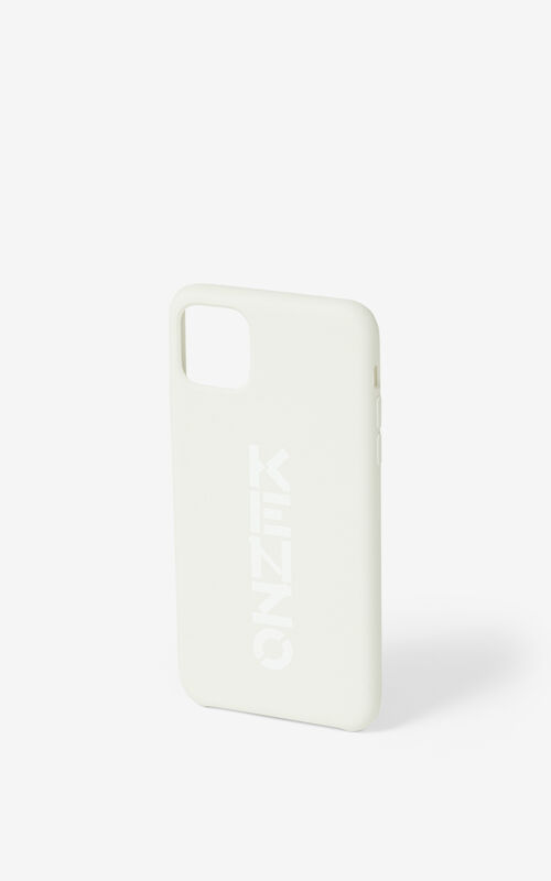 CREAM iPhone XI Pro Max Case for unisex KENZO