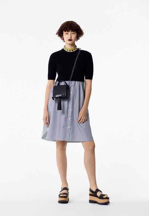 BLACK Shirt dress for women KENZO