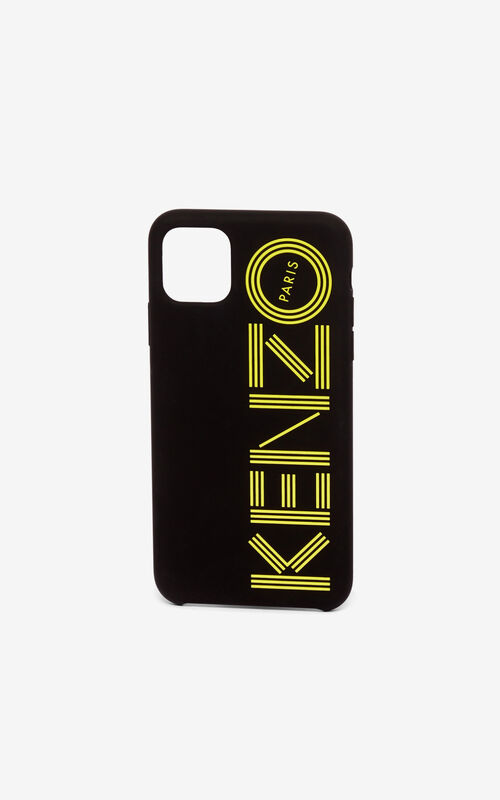 GOLDEN YELLOW iPhone XI Pro Max Case for unisex KENZO