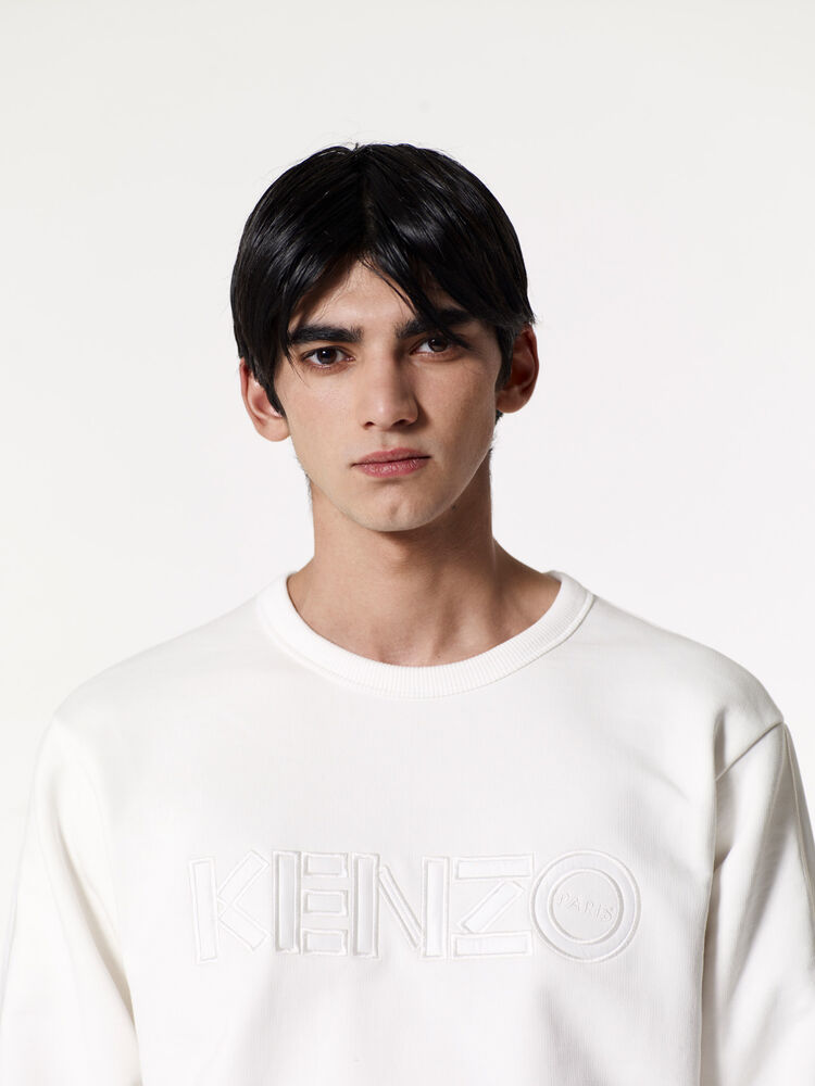 WHITE KENZO Sweatshirt for women