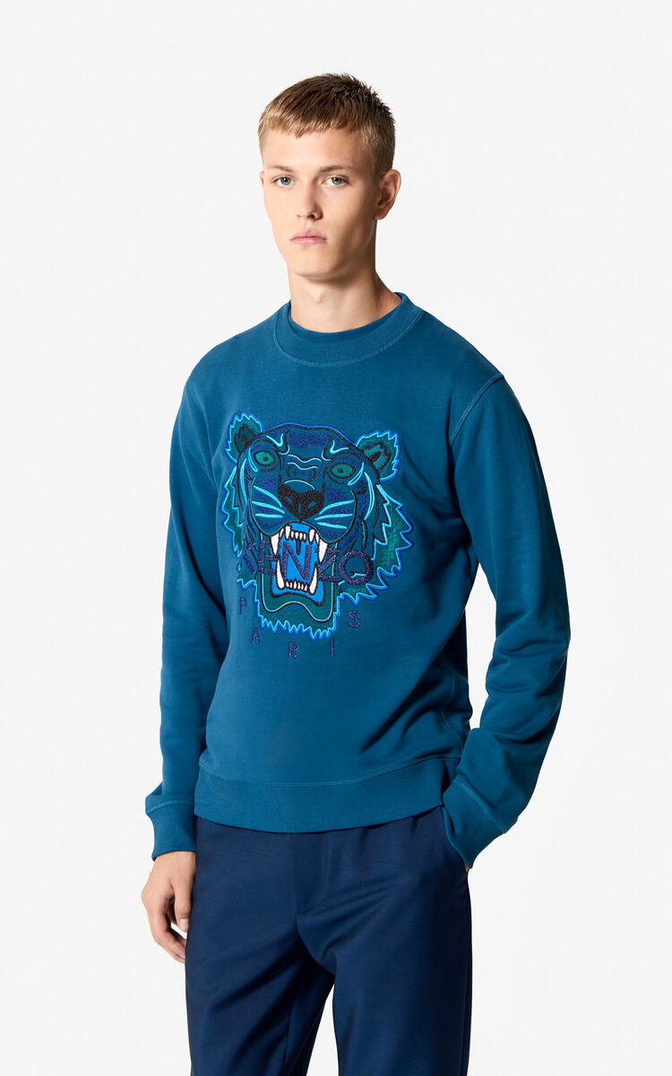 3be2dcbc Tiger sweatshirt for MEN Kenzo | Kenzo.com