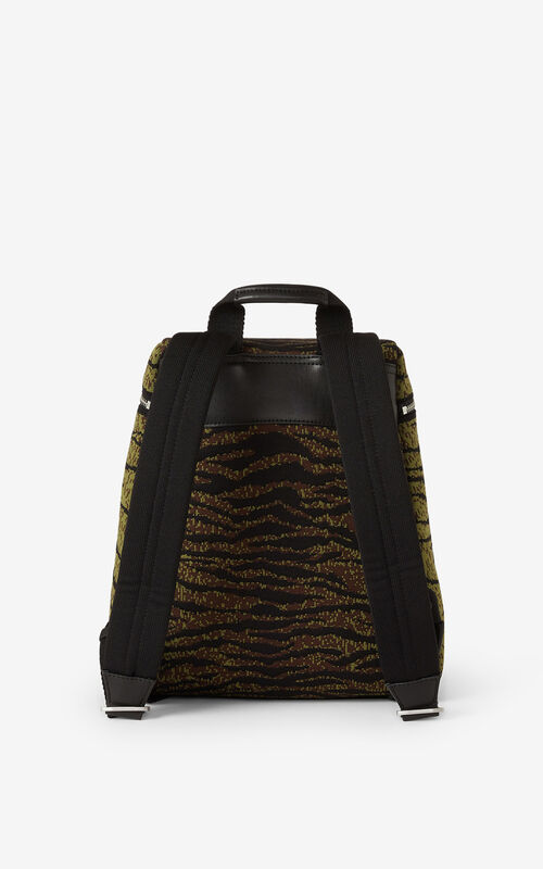 FERN 'KENZO Tiger' Skuba backpack for unisex