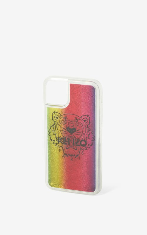 MULTICOLOR iPhone XI Pro Max case for unisex KENZO