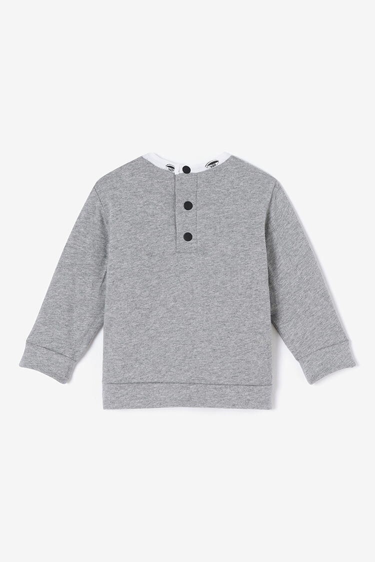 MIDDLE GREY Reversible Eyes Sweatshirt for global.none KENZO