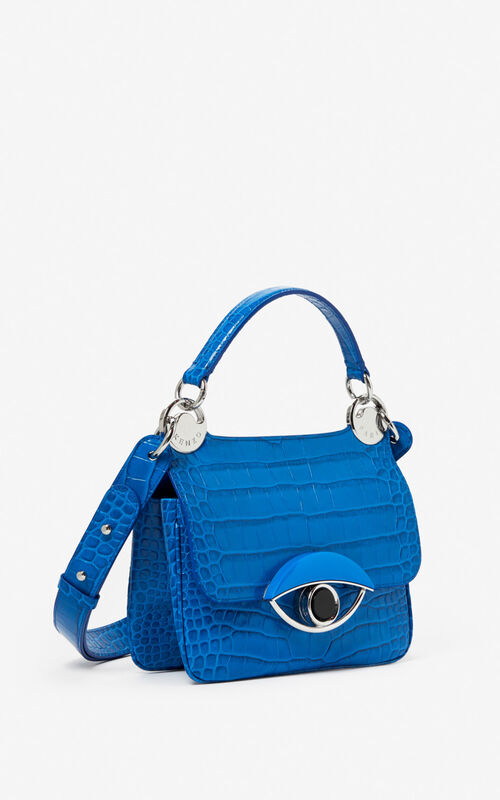 SLATE BLUE TALI crossbody bag for unisex KENZO